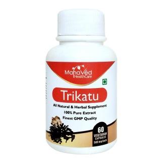 Mahaved Trikatu Extract,  60 capsules