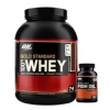 ON (Optimum Nutrition) Whey Protein & Fish Oil