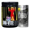 MuscleTech Multi Vitamin with Universal Nutrition Uni-Vite