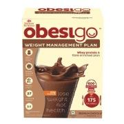 Hexagon Nutrition ObesiGo BLCD,  0.35 kg  Chocolate