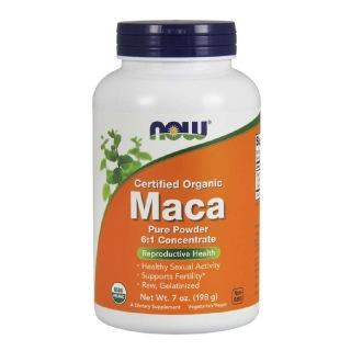 Now Maca Pure Powder,  0.198 kg
