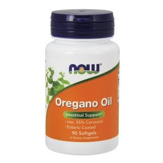 Now Oregano Oil,  90 softgels