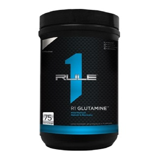 Rule One R1 Glutamine,  0.82 lb  Unflavoured