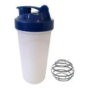 Day2Day Classic Shaker,  White & Blue  750 ml