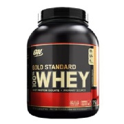 ON (Optimum Nutrition) Gold Standard 100% Whey Protein,  5 lb  Strawberry Banana