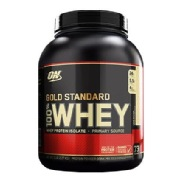 ON (Optimum Nutrition) Gold Standard 100% Whey Protein,  5 lb  Cake Batter