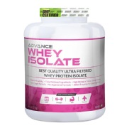 Advance Nutratech Advance Whey Isolate,  4.4 lb  Vanilla