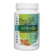 HealthKart Refresh Tea,  0.2 kg  Honey Lemon