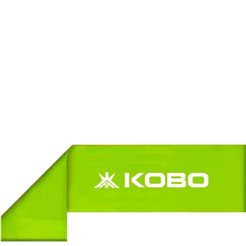 KOBO Resistance Exercise Fitness Loop Band (AC-35),  Green  236 Inch