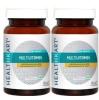 HealthKart Multivitamin Unflavoured 60 tablet(s) - Pack of 2