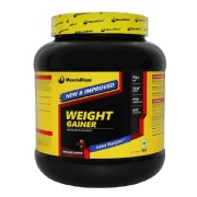 MuscleBlaze Weight Gainer with Added Digezyme,  2.2 lb  Chocolate
