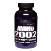 Ultimate Nutrition Amino 2002,  100 tablet(s)  Unflavoured