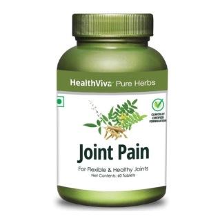 HealthViva Pure Herbs Joint Pain