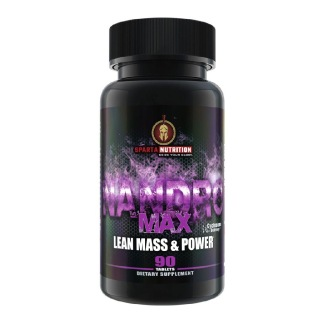 Sparta Nutrition Nandro Max,  90 tablet(s)  Unflavoured