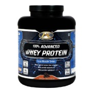 Muscle Epitome 100% Advanced Whey Protein,  5 lb  Nutty Chocolate