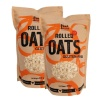 True Elements Gluten-Free Rolled Oats Pack of 2 Unflavoured 0.500 kg