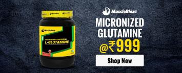 Muscleblaze Glutamine