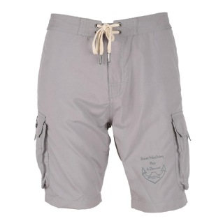 Rocclo Shorts-5064,  Ash Grey  Medium