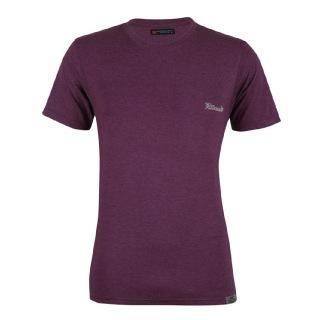 Rocclo T Shirt-5094,  Burgundy  XL