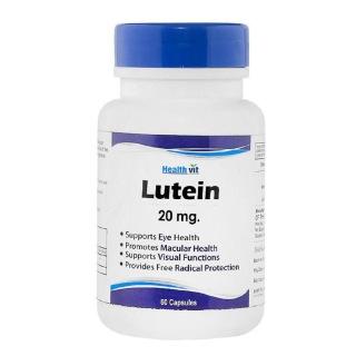 Healthvit Lutein (20 mg),  60 capsules