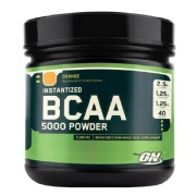 ON (Optimum Nutrition) Instantized BCAA 5000,  0.8 lb  Orange