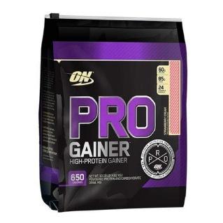 ON (Optimum Nutrition) Pro Gainer, 10.19 lb Strawberry Cream