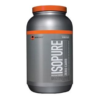 Isopure Zero Carb Protein Powder,  3 lb  Mango Peach