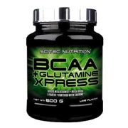 Scitec Nutrition BCAA + Glutamine Xpress,  1.32 lb  Lime
