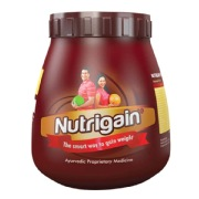 Ayurwin Nutrigain Plus Granules,  0.5 kg  Chocolate