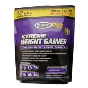 Big Muscles Xtreme Weight Gainer,  11 lb  Chocolate