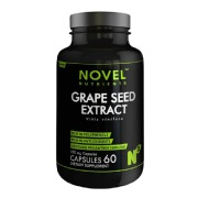 Novel Nutrients Grape Seed Extract (100mg),  60 capsules