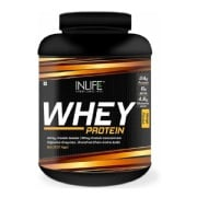 INLIFE Whey Protein Powder,  5 lb  Mango