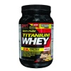 SAN 100% Pure Titanium Whey,  2 lb  Chocolate Graham Cracker