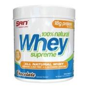 SAN 100% Natural Whey Supreme,  0.99 lb  Chocolate