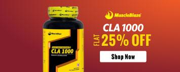 MuscleBlaze CLA