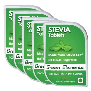 Green Elements Stevia Sugarfree,  500 tablet(s)