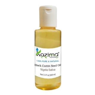 Kazima Black Cumin Seed Oil,  100 ml  100% Pure & Natural