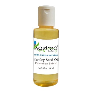 Kazima Parsley Seed Oil,  100 ml  100% Pure & Natural