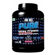 Aminoz Pure Whey Protein,  2.2 lb  Strawberry