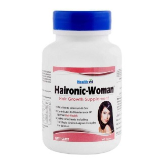 Healthvit Haironic-Women,  60 tablet(s)  Unflavoured