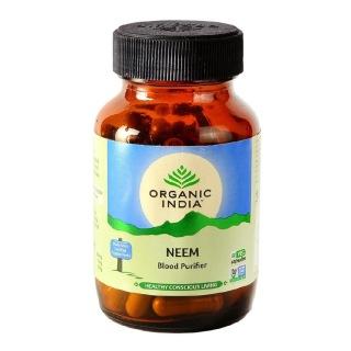 Organic India Neem,  60 capsules