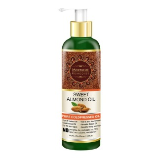 Morpheme Remedies Sweet Almond Oil,  120 ml