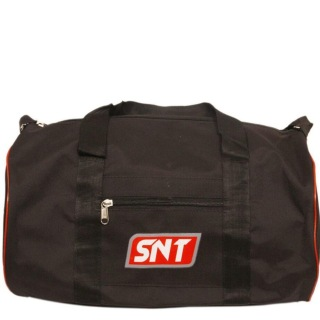 SNT Gym Bag,  Black