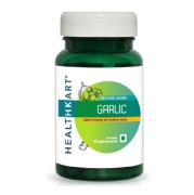 HealthKart Garlic Extract, 60 capsules