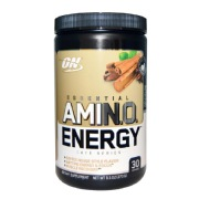 ON (Optimum Nutrition) Essential Amino Energy,  0.6 lb  IcedChaiTeaLatte