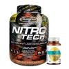 HealthKart Multivit Gold & MuscleTech NitroTech Performance Series Combo
