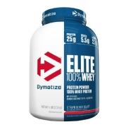 Dymatize Elite 100% Whey Protein,  5 lb  Strawberry Blast