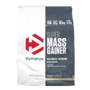 Dymatize Super Mass Gainer,  12 lb  Gourmet Vanilla