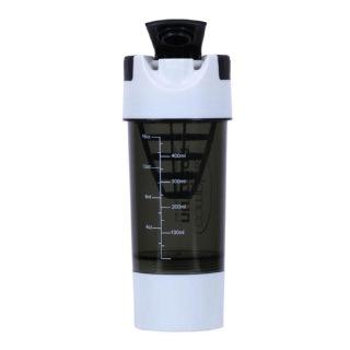GHC Cyclone Shaker Bottle,  White  600 ml