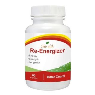 Shivalik Herbals Re-Energizer,  60 capsules